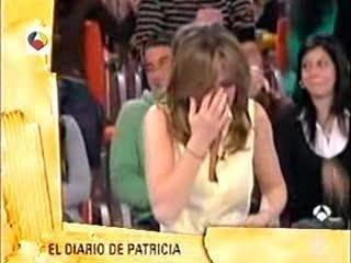 video Ataque de risa en El diario de Patricia